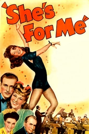 Poster of She's for Me