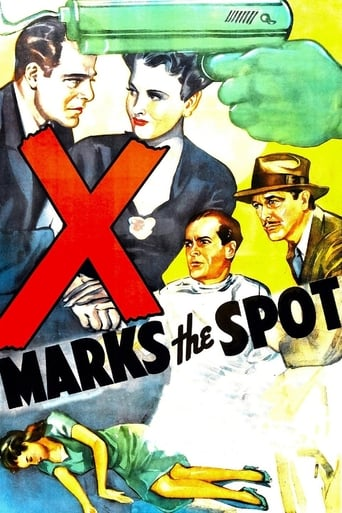 Poster of X Marks the Spot