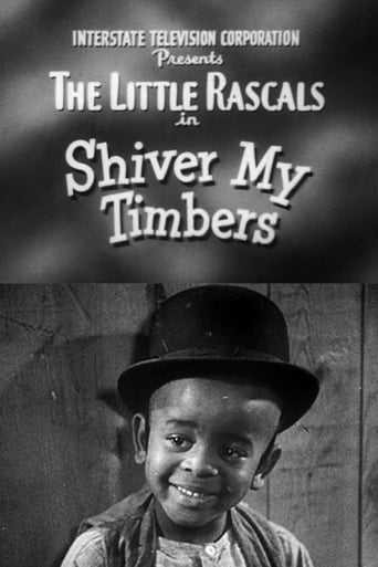 Poster of Shiver My Timbers
