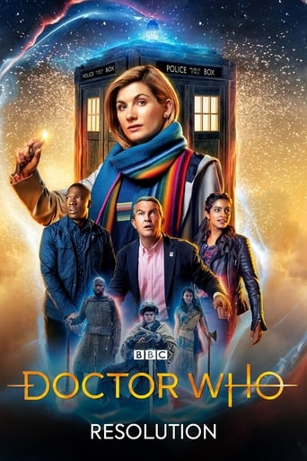 Poster of Doctor Who: Resolution