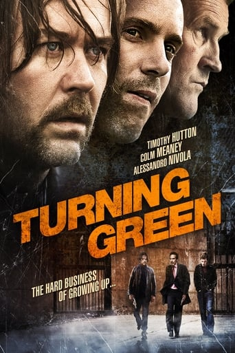 Poster of Turning Green