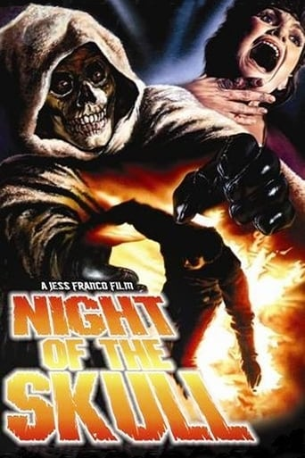 Poster of Night of the Skull