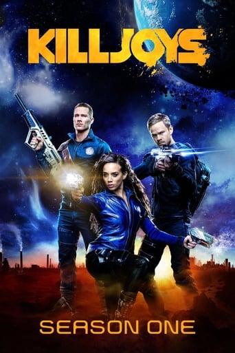 Agentes Espaciais 1ª Temporada - Poster