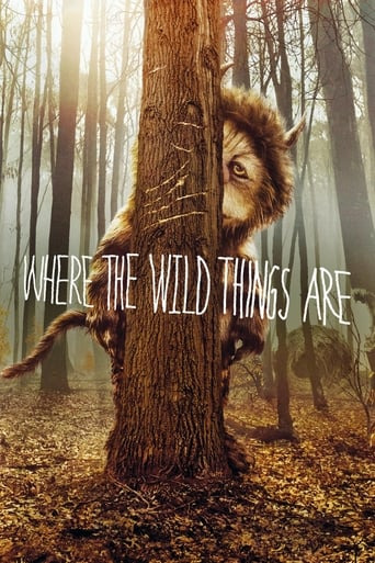 Poster of Where the Wild Things Are