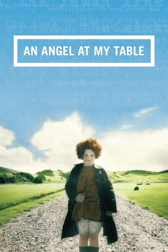 Poster of An Angel at My Table