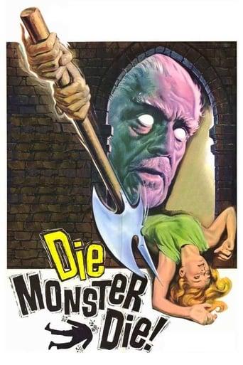 Monster of Terror (1965) - poster