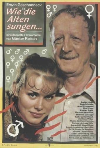 Poster of Wie die Alten sungen...