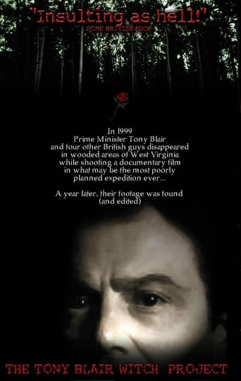 Poster of The Tony Blair Witch Project
