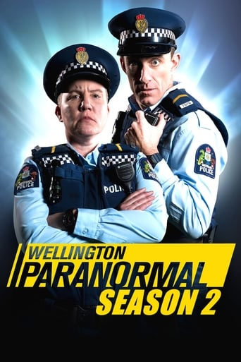 Wellington Paranormal Poster
