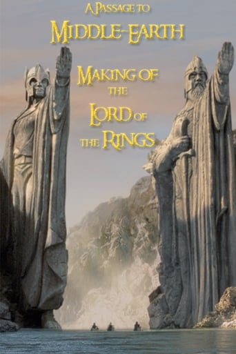 Poster of A Passage to Middle-earth: Making of 'Lord of the Rings'