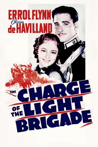 Poster of The Charge of the Light Brigade
