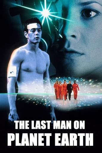 Poster of The Last Man on Planet Earth