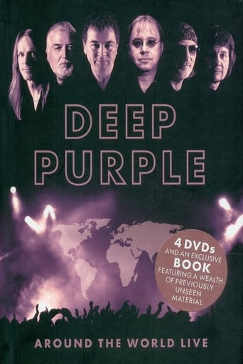 Deep Purple: Access All Areas Movie Poster