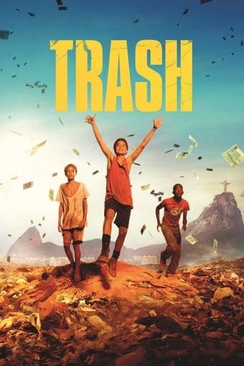 Šiukšlės / Trash (2014)