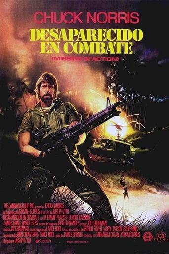 Poster of Desaparecido en combate