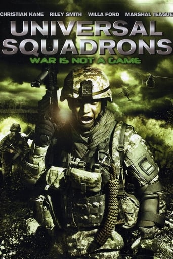 Watch Universal Squadrons full movie downlaod openload movies