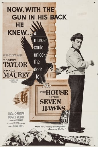 The House of the Seven Hawks (1959)