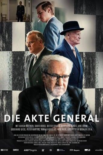 Poster of Die Akte General