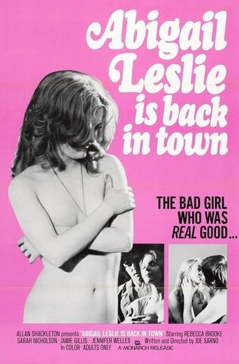 Abigail Leslie ist zurück
