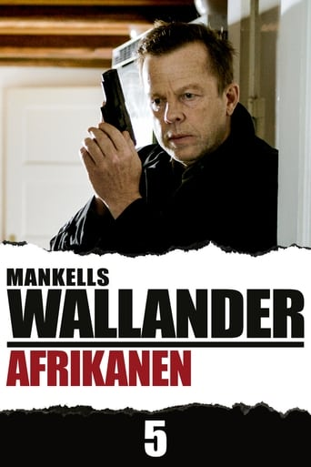 Poster of Wallander 05 - Afrikanen
