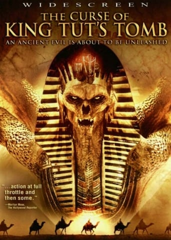 Poster of The Curse of King Tut's Tomb