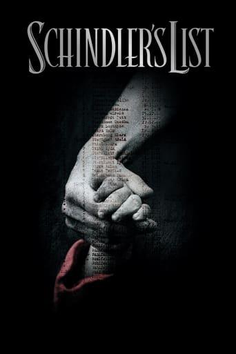 Poster of Schindler's List