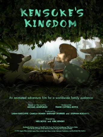 poster of Kensuke's Kingdom