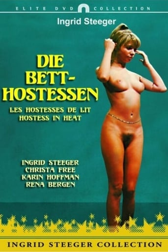 Poster of Hostess in Heat