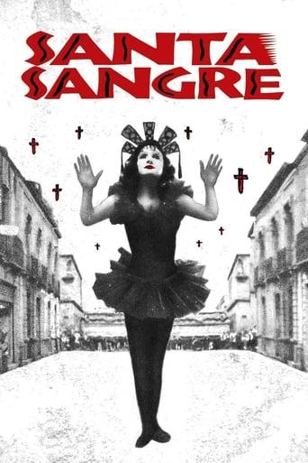 Poster of Santa Sangre