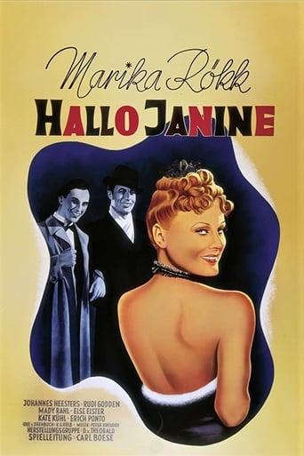 Poster of Hallo Janine