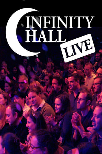 Poster of Infinity Hall Live