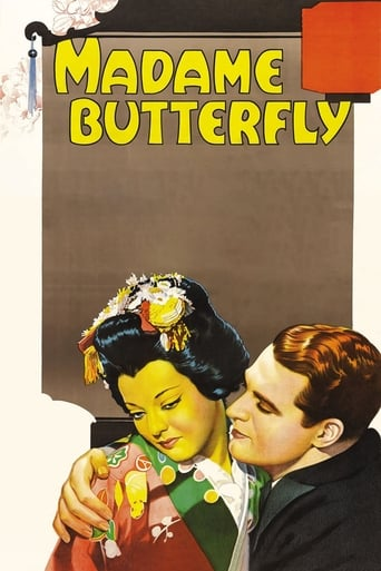 Poster of Madame Butterfly