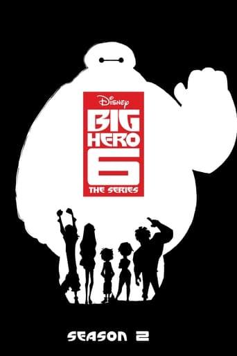 Big Hero 6: The Series Poster