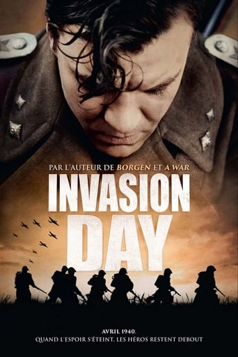 Poster of Invasion Day