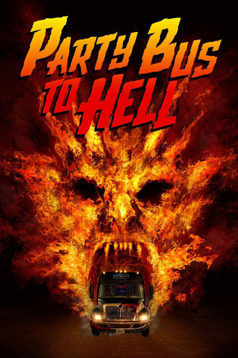 Poster of Party Bus To Hell