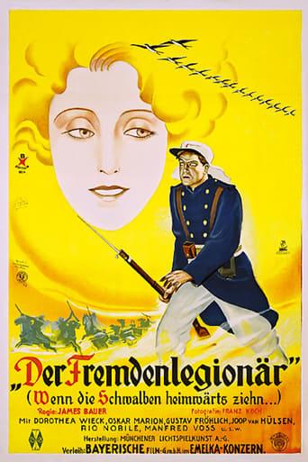 Watch Der Fremdenlegionär 1928 full online free