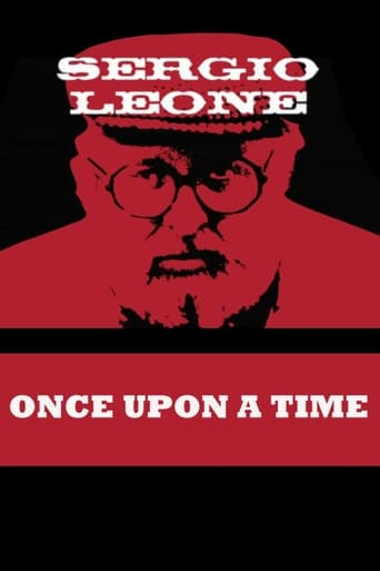 Poster of Once Upon a Time: Sergio Leone