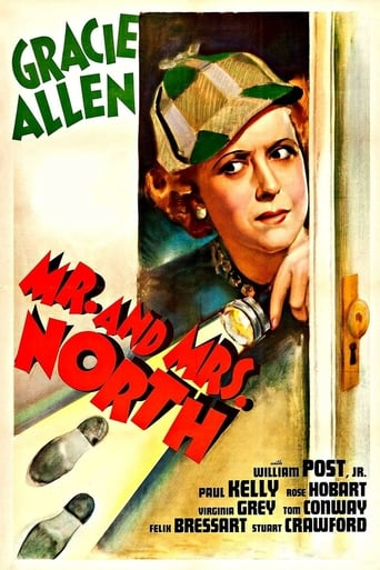 Poster of Mr. and Mrs. North