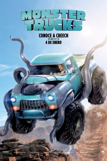 Poster of Monster Trucks