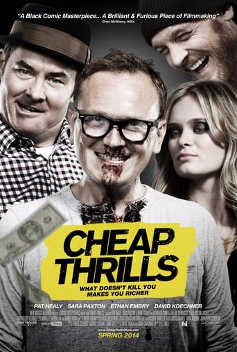 Poster of Cheap Thrills