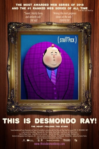 THIS IS DESMONDO RAY!