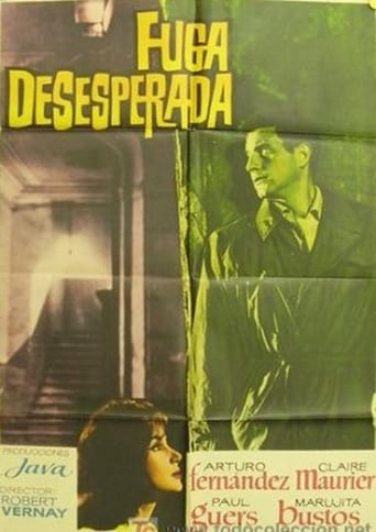 Watch Fuga desesperada 1961 full online free
