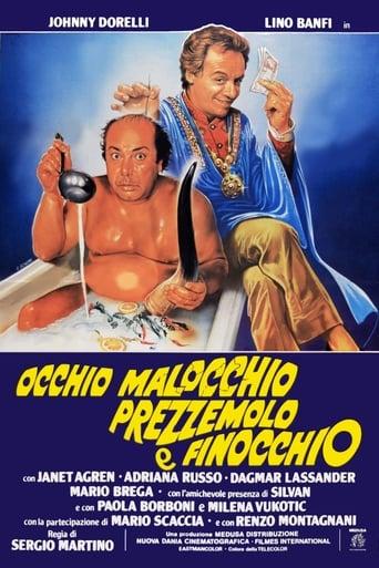 Poster of Occhio, malocchio, prezzemolo e finocchio