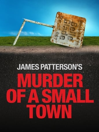 Poster of James Patterson's Murder of a Small Town
