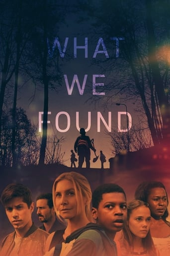 What We Found Poster