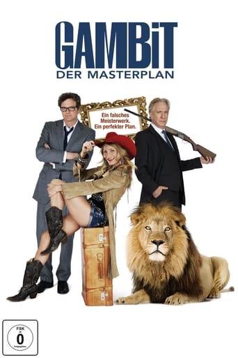 Gambit - Der Masterplan - Komödie / 2013 / ab 0 Jahre