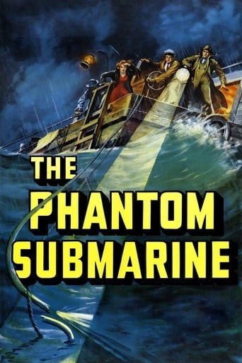 Poster of The Phantom Submarine