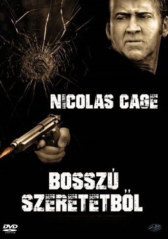 Poster of Bosszú szeretetből