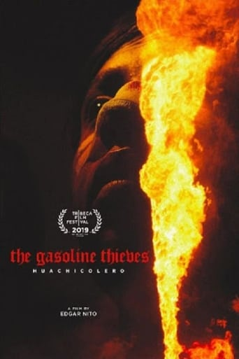 Poster of The Gasoline Thieves