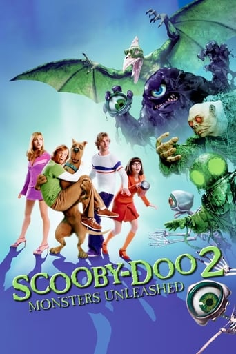 'Scooby-Doo 2: Monsters Unleashed (2004)